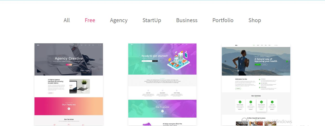 AIRI free wordpress themes 2019