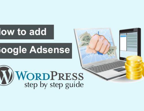Monetize Your Blog to Earn Money: Google Adsense