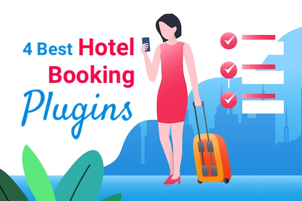 Hotel booking plugins for WordPress