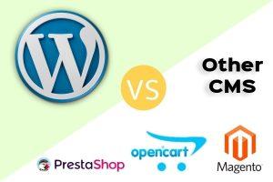 Wordpress vs other cms
