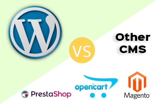 Wordpress vs other cms
