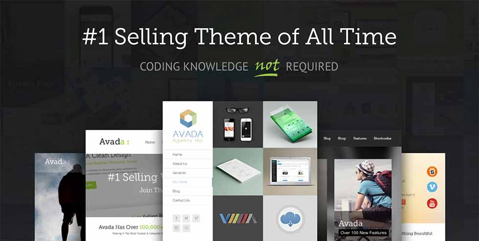 Avada - Best WordPress Themes