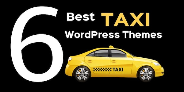 best taxi wordpress themes