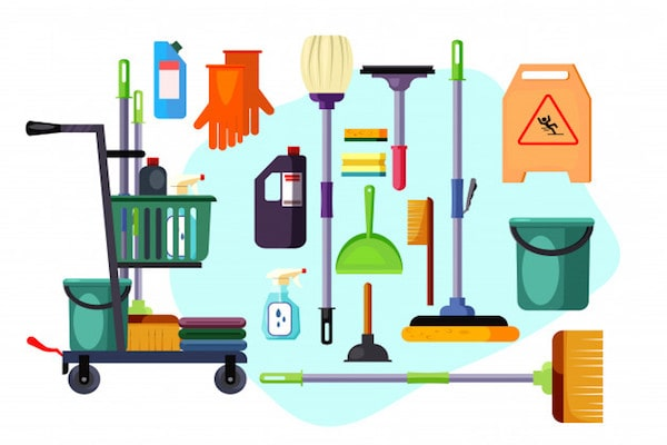 Low cost business idea in India - House Cleaning