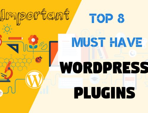 8 Important Plugins for WordPress Blog [Free]